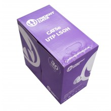Trident Cat5e UTP LSZH Violet B305M