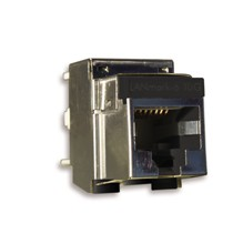 LANmark Cat6 10 Gig FTP Snap-In Connector