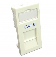 Trident Cat6 UTP LJ6C Module