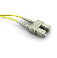 Draka UC-Connect 2m ST-ST OS2 Singlemode Duplex Patch Lead
