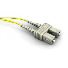 Draka UC-Connect 3m ST-ST OS2 Singlemode Duplex Patch Lead