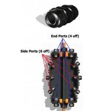 Prysmian 14.5-16.5mm MKII Side Gland