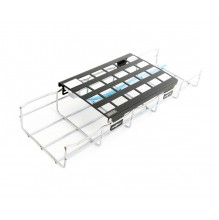 X-Space 24 Port 6C Top Mounting Flexible Panel