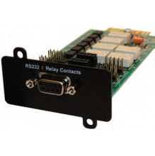 Eaton Minislot Management Card Contacts & RS232/Serial