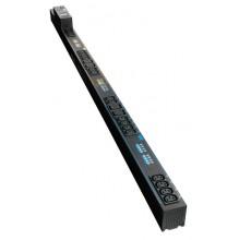 Eaton Managed G3 24 Way 20 x C13 IEC, 4 x C19, 16A Plug Vertical PDU