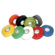 Trident Red 19mm PVC Tape