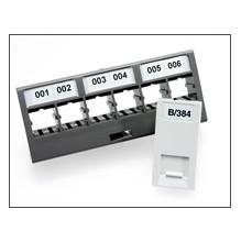 Sharpmark 8x16mm Self Adhesive Module Labels