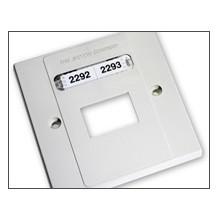 Sharpmark 7x21.5mm Non-Adhesive Module Labels
