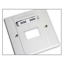 Sharpmark 13x17mm Non-Adhesive Module Labels
