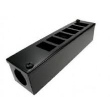 6 Way LJ6C Horizontal POD Box 25mm Gland