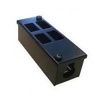 4 Way LJ6C Vertical POD Box 25mm Gland