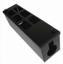 6 Way LJ6C Vertical POD Box 25mm Gland