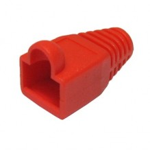 Trident Red RJ45 Boot