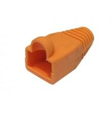 Trident Orange RJ45 Boot