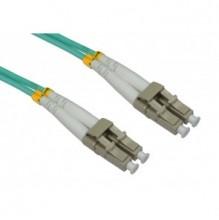 Trident 3m LC-LC OM4 Multimode Duplex Patch Lead