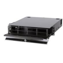 Infinium High Density 192 LC Fibre 2U Fibre Enclosure