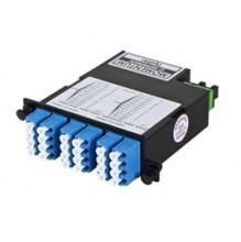 Infinium High Density 24 Fibre Singlemode MTP to LC Quad Cassette