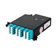 Infinium High Density 24 Fibre OM4 MTP to LC Quad Cassette