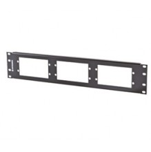 Infinium Flush Mounting 2U Fibre Panel