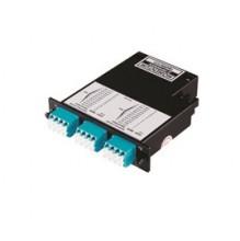 Infinium Standard Density 24 Fibre OM4 MTP to LC Quad Cassette