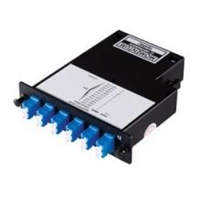 Infinium Standard Density 12 Fibre Singlemode MTP to LC Duplex Cassette
