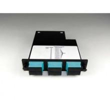 Infinium Standard Density 12 Fibre OM4 MTP to SC Duplex Cassette