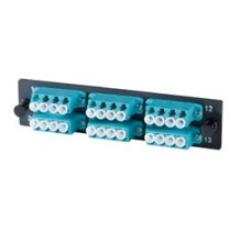 Infinium Standard Density 6 LC Quad Multimode Adaptor Panel