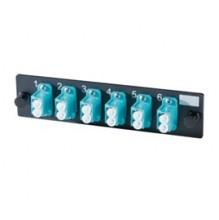 Infinium Standard Density 6 LC Duplex Multimode Adaptor Panel
