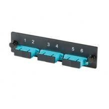 Infinium Standard Density 3 SC Duplex Multimode Adaptor Panel