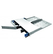 Huber Suhner IANOS® 1U Chassis
