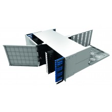 Huber Suhner IANOS® 4U Chassis