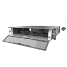 2U Infinium High Density (HD) Fibre Enclosure - M4 Drawer Face