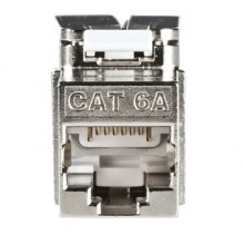 Ortronics Clarity Cat6a Self Terminating Shielded Keystone Jack