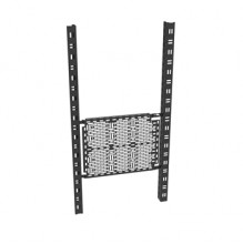 "Ortronics Lever Lock Kit for Vertical Wall-Mount Cabinet Front Door 36-42"" Split"