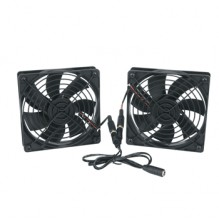 Ortronics 12V DC Fan Kit for Vertical Wall-Mount Cabinet