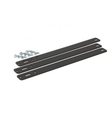 """Ortronics Mighty Mo 20 End Panel Support Bracket for 10"""" or 12"""" wide VMD's"""