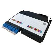 IANOS Base-2 Splice Module 6*LC Duplex OS2