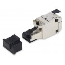 Belden 10GX REVConnect CAT6a Shielded Metal Plug
