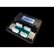 Trident Cat6 UTP IDC Inline Connection Box