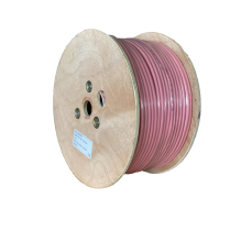 Pink Speaker Cable 1.5mm 4-Core LSZH 150mtr