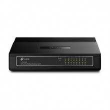 16-Port 10/100Mbps Desktop Network Switch