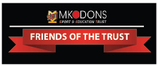 MK Dons Certified