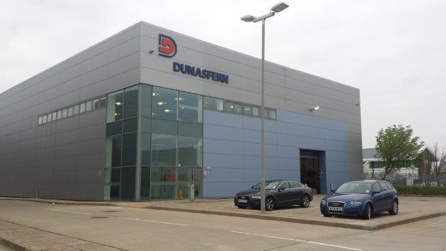 Dunasfern Building1